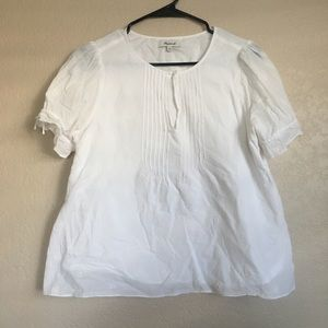Madewell blouse || M